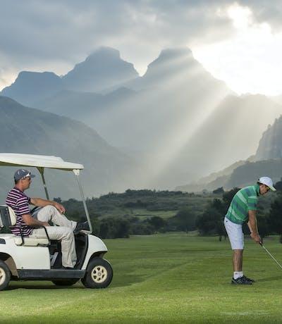 Cathedral  Peak  Golf