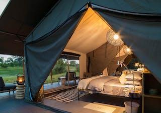 Gomoti Plains Tented Suites