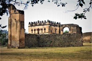 Gondar Palaces Preview