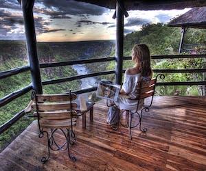 Gorges Safari Lodge View