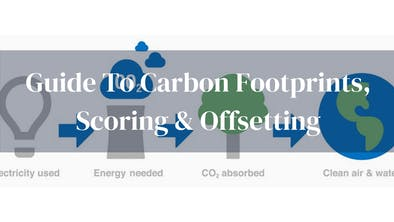 Guide Carbon Footprints Scoring Offsetting