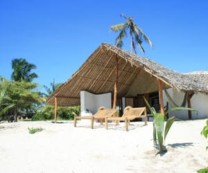 Guludo Beach Lodge Bungalow