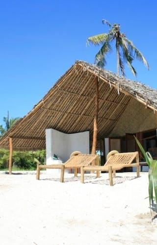Guludo Beach Lodge Bungalow