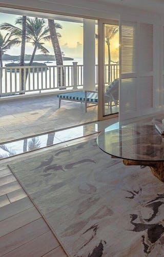 Hemingways Watamu Villa Living Room