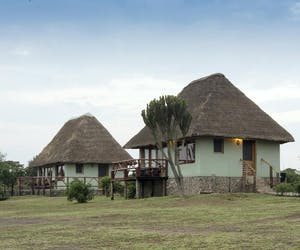 Ihamba Lakeside Safari Lodge Chalets