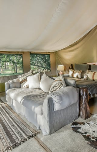 Il Moran Governors Tented Suite 1