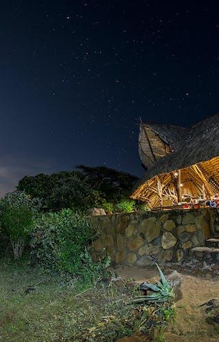 Il Ngwesi At Night