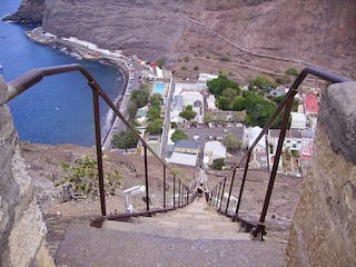Jacobs Ladder James Town St Helena