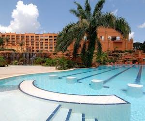 Kampala Serena Pool