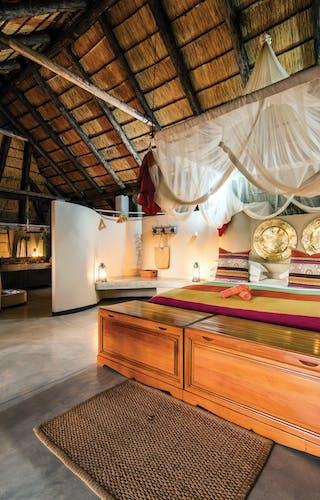 Kapamba Camp Double Bed