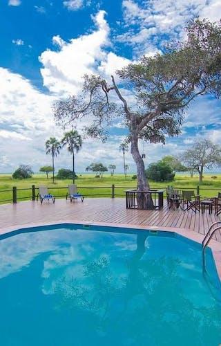 Katuma Bush Lodge Pool