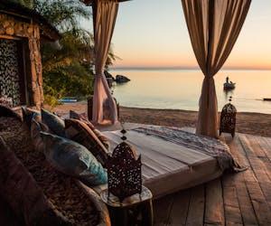 Kaya Mawa View From Bed