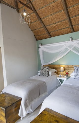 Khwai Guest House Room Interiors
