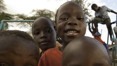 Kibera Children