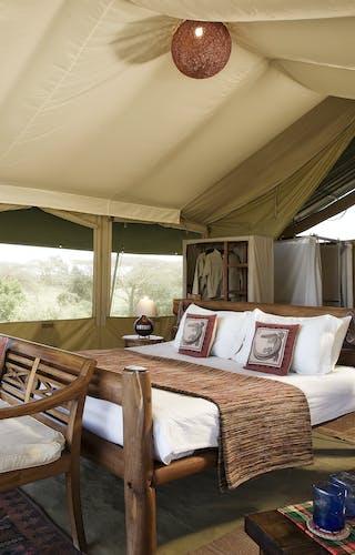 Kicheche Mara Camp Double Tent