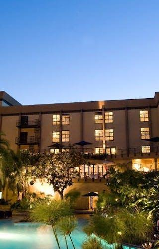 Kigali Serena Hotel And Pool