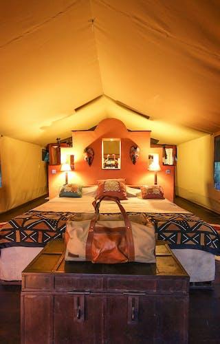 Kilima Camp Eco Safari Tent