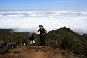 Kilimanjaro Shira Plateau