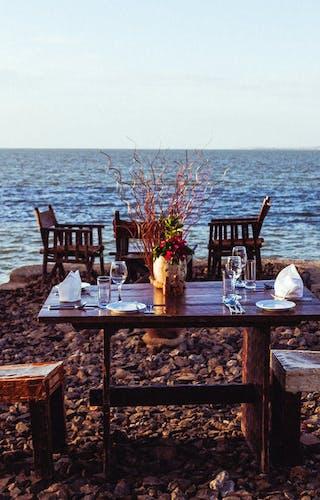 Kuriftu Resort And Spa Outdoor Dining