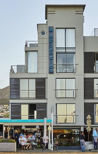 La Splendida Hotel Exterior 1