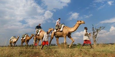 Sosian Lodge Safari Camel Riding