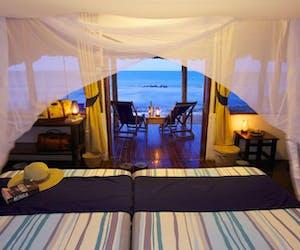 Lazy Lagoon Bedroom