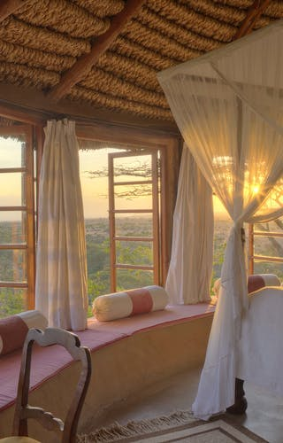 Lewa Wilderness Bedroom