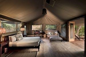 Linyanti Bush Camp Bedroom