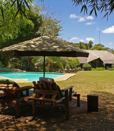 Moivaro Coffee Plantation Lodge Pool