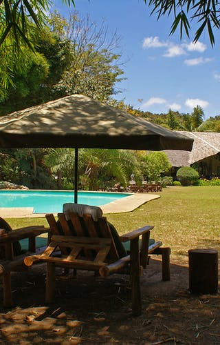 Moivaro Coffee Plantation Lodge Pool
