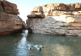 Fish River Swimming