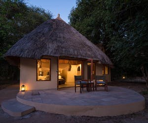 Luangwa River Camp Chalet