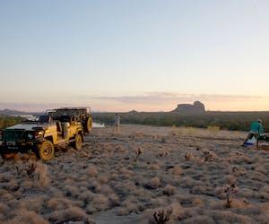 Lugenda Wilderness Camp Safari
