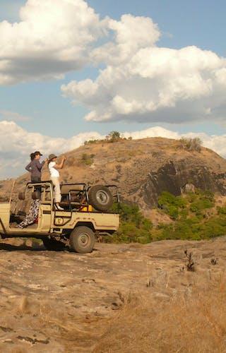 Lugenda Wilderness Camp Wilderness Safari