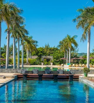 Four Seasons Mauritius Pool