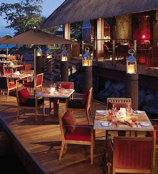 Four Seasons Mauritius Restaurant