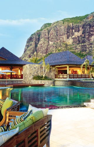 Lux Le Morne Pool View