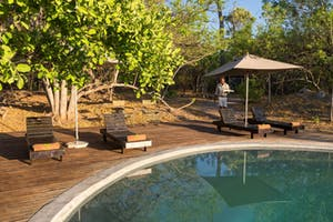 Machaba Camp Pool