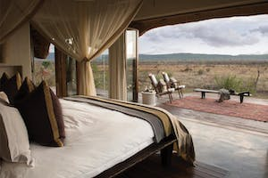 Madikwe  Hills Bedroom Suite