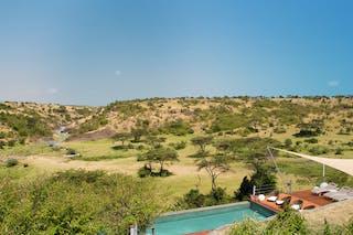 Mahali Mzuri Infinity Pool View