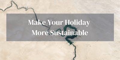 Make Holiday Sustainable
