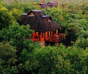 Makweti Suite From Outside