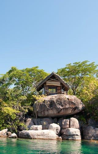 Mumbo Island From Boat