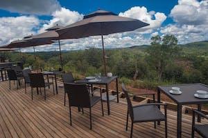 Mantadia  Lodge Views