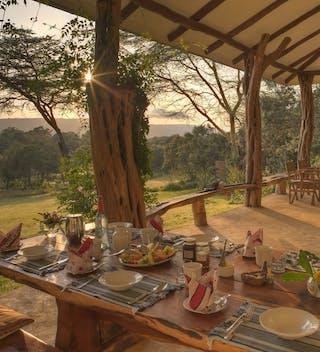 Mara Bush Homes Masai Mara Kenya