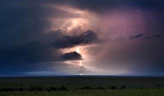 Mara Thunderstorm