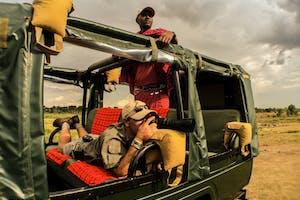 Serian  Camp €˜ The  Original'  Safari
