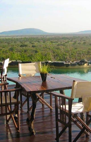 Mbalageti Camp Pool