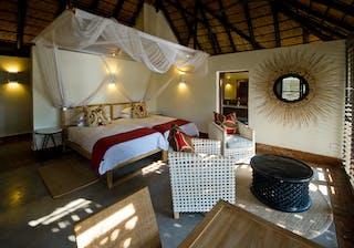 Mfuwe  Lodge  Bedroom