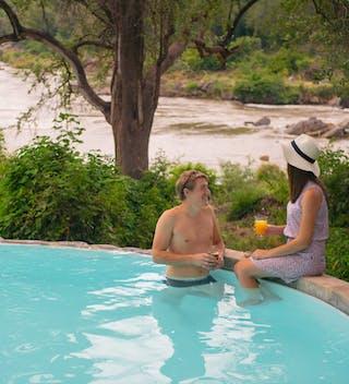 Mkulumadzi Pool